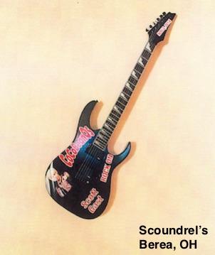 Scoundrel's - Berea
