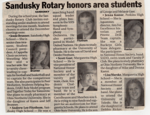 rotary club article