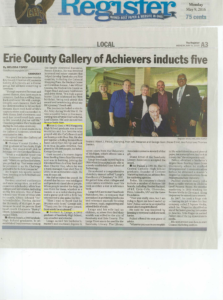 Erie County Gallery Achievers 2016