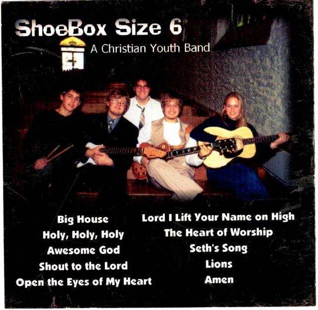 ShoeBox Size 6