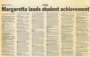 margaretta lauds student 06:2000