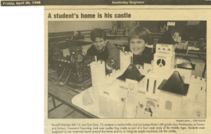 students home is his castle