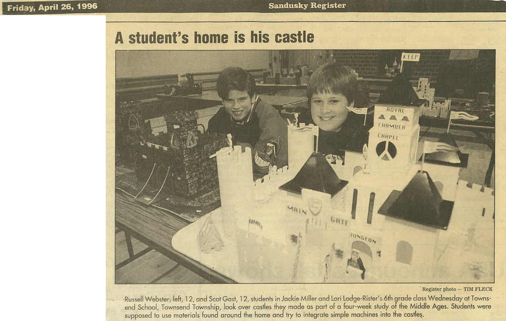 Student's Home is His Castle